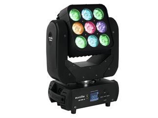 Eurolite LED TMH-18 Moving-Head Beam 9 x 15W RGBW