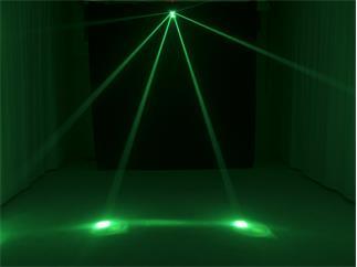 Eurolite LED TBL-10 Walzeneffekt 10W RGBW