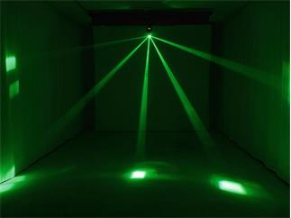 EUROLITE LED TBL-60 Walzeneffekt mit 60-W-COB-LED