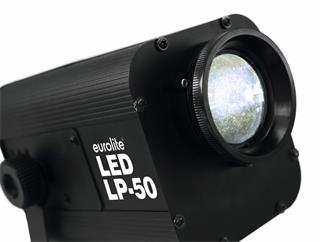 EUROLITE LED LP-50 Logo-Projektor
