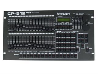 FUTURELIGHT CP-512 MST DMX Controller 16bit