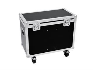 Roadinger Transportcase für 2x DMH-30/40/60