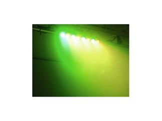 Futurelight POS-8 LED HCL Powerstick, 8x10W LED RGBAW-UV Bar B-STOCK