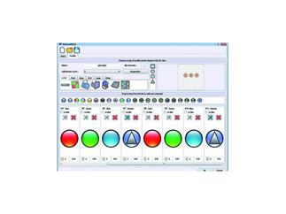 EUROLITE LED PC-Control 512 DMX Kanäle LED-Matrix Software
