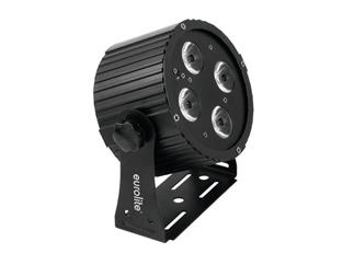Eurolite LED PS-4 HCL Spot 4 x 12W RGBAWUV LED inkl. Fernbedienung