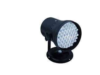 EUROLITE LED Par 36 RGB Spot,schwarz,10mm, DMX