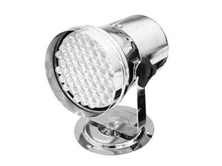 EUROLITE LED Par 36 RGB Spot, alu, 10mm, DMX