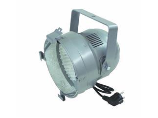 LED Par 56 LED RGB Silber (151 LED's) 10 Dip / 6 DMX - GEBRAUCHT