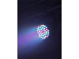 EUROLITE LED ML-56 RGBW 36x3W silber