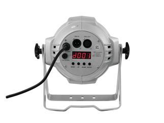 EUROLITE LED ML-56 QCL RGBW 18x10W FLOOR silber