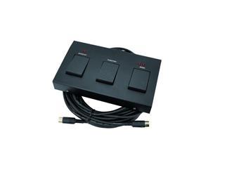 Fußschalter für LED FLD-63 RGB 63x1W