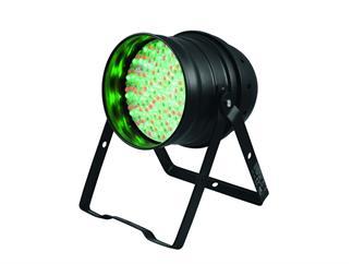 Eurolite LED PAR-64 RGB 10mm Floor schwarz