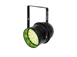 EUROLITE LED PAR-64 RGB 10mm Short schwarz