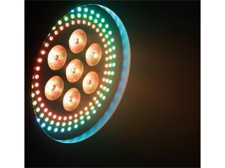 Eurolite LED PAR-64 HCL Hypno Floor silber