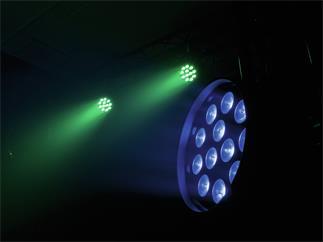 EUROLITE LED PAR-64 QCL 12x8W Floor sw