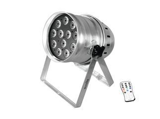 EUROLITE LED PAR-64 QCL 12x8W Floor silber