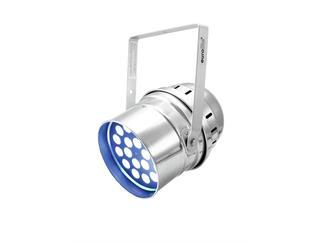 Eurolite LED PAR-64 QCL 18x8W Short silber