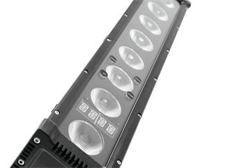 EUROLITE LED IP T1000 WW Leiste LED-Architektur-Beleuchtung IP65 8x5W