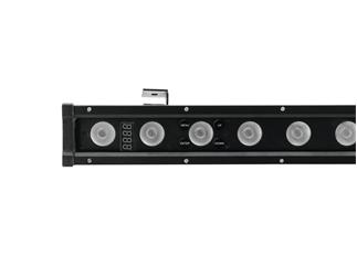 Eurolite LED IP T2000 TCL Leiste - 18 x 3W RGB LED Bar IP44