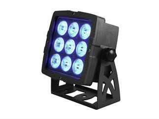 EUROLITE Outdoor LED IP PAD 9x8W RGBAW-UV LED Outdoor IP65