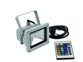 EUROLITE LED IP FL-10 COB RGB 120° Outdoor IP65