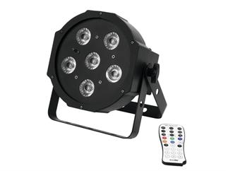Eurolite LED SLS-6 UV Floor 6x3W