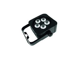 Eurolite LED SLS-5 QCL 5x5W Floor NSP, Slimline LED-Spot mit 5-W-QCL, RGBW
