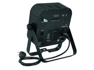 Eurolite LED SLS-12 QCL 12x5W Floor, black, DMX, 60W RGBW