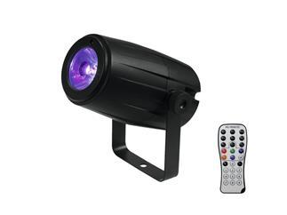 Eurolite LED PST-5 QCL Spot schwarz