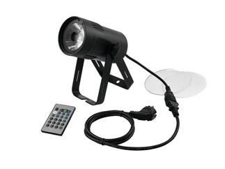 EUROLITE LED PST-15W MK2 COB RGBW Floor Spot/Wash
