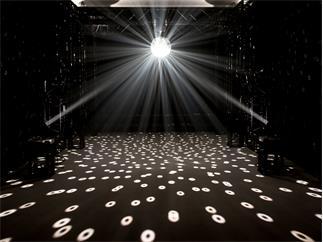 Eurolite LED PST-15W MK2 WW Floor Spot/Wash