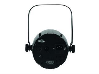 EUROLITE LED PST-15W 6000K DMX PinSpot, 15Watt LED Array, 5°