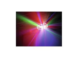 EUROLITE LED D-30 Hybrid Strahleneffekt