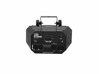 EUROLITE LED D-2000 Strahleneffekt