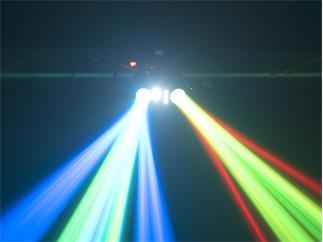 EUROLITE LED DMF-2 Hybrid Flowereffekt plus Strobeeffekt
