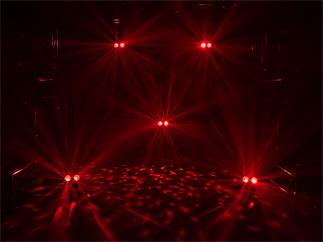 EUROLITE LED DMF-3 Hybrid Flowereffekt