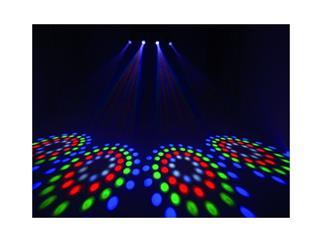 EUROLITE LED QDF-Bar RGBW mit Tasche