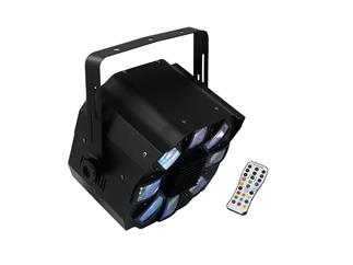 Eurolite LED FE-700 Hybrid Flowereffekt 6x3W RGBAWP LEDs - GEBRAUCHT