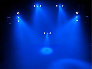 Eurolite LED SCY-50 Hybrid Strahleneffekt