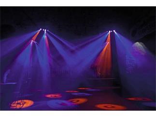 Eurolite LED SCY-400 Strahleneffekt 20x3W RGBAW LEDs