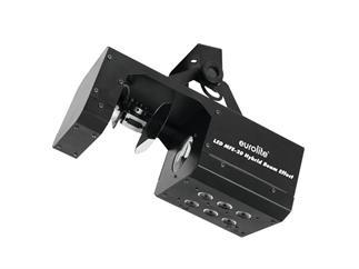 EUROLITE LED MFE-20 Hybrid Strahleneffekt RGBW Scanner + Strobe