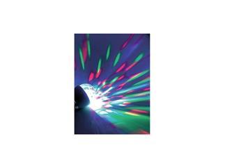 OMNILUX LED BC-1 E27 Strahleneffekt, 3x1Watt RGB
