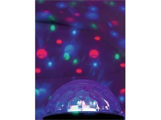 EUROLITE LED BC-2 Strahleneffekt, 3x1Watt RGB