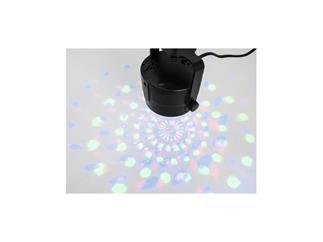EUROLITE LED BC-3 Strahleneffekt, 3x1Watt RGB