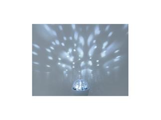 OMNILUX LED BC-1 E27 Strahleneffekt, 3x1Watt 6400K weiß