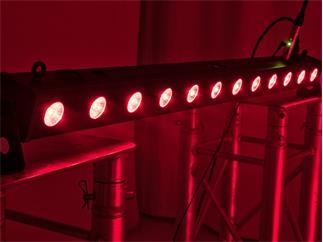 EUROLITE LED BAR-12 QCL RGB+UV Leiste