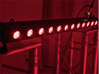 EUROLITE LED BAR-12 QCL RGBW Leiste