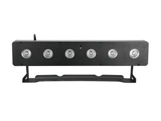 Eurolite LED PIX-6 HCL Leiste - 6 x 10W RGBAWUV