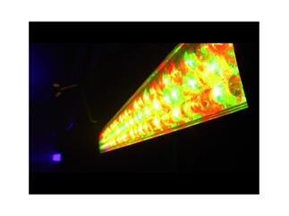 EUROLITE LED Bar RGB 126/10 schwarz 40°