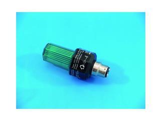 EUROLITE LED-Strobe B-22 Fassung, grün
